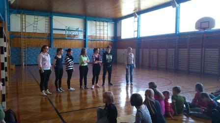 ples z gimnazijci