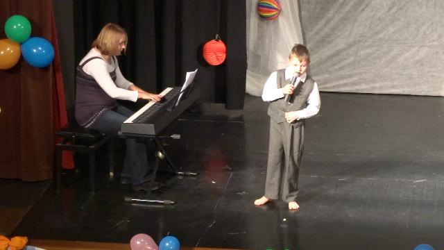 solist Matej Pleh