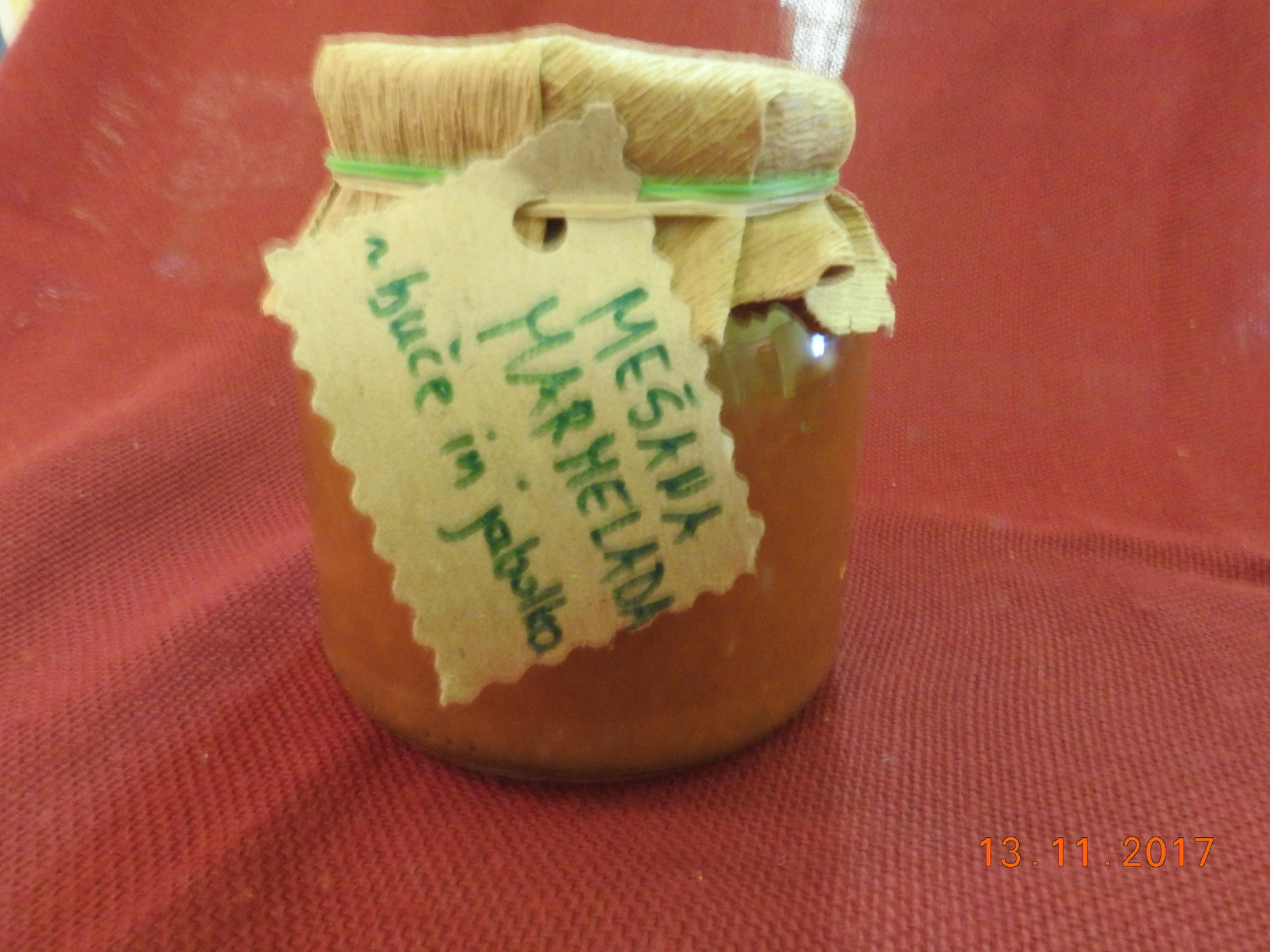Domača marmelada